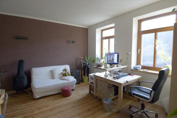 Wohnzimmer schreinerei blendl stuttgart - Farbkonzept wohnzimmer ...