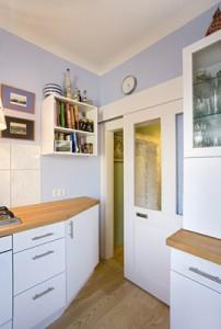 Raumteiler zur Küche