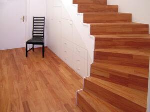Auch Treppen haben zwei Seiten