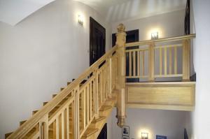 Klassische Treppe
